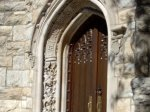 Doors of Armour Chapel