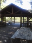 Picnic Area at Pakim Pond